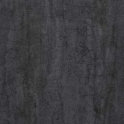 CERAFLOOR SOLID ROCK 05.10 NL | large 6 mm thin tile 100 x 100 cm | floor tile | stone look, anthracite, black